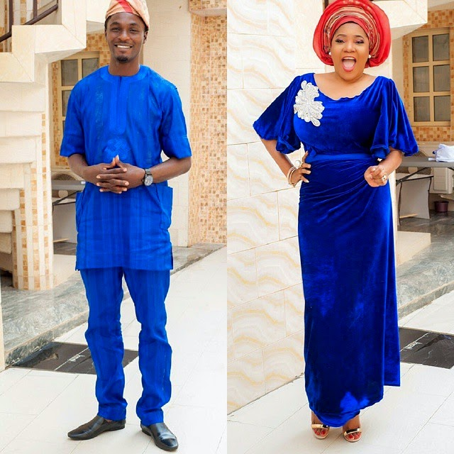 10914543 930398930317156 755665827 n - Check Out Toyin Aimakhu & Husband Adeniyi Johnson Loved Up in New Photos