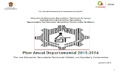 Plan Anual DESTVM 2013-2014
