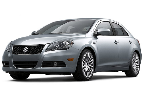 Maruti Suzuki Kizashi  Price In India