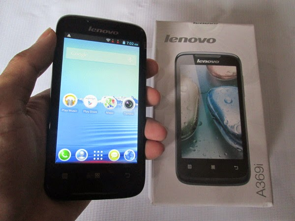 lenovo a369i root software
