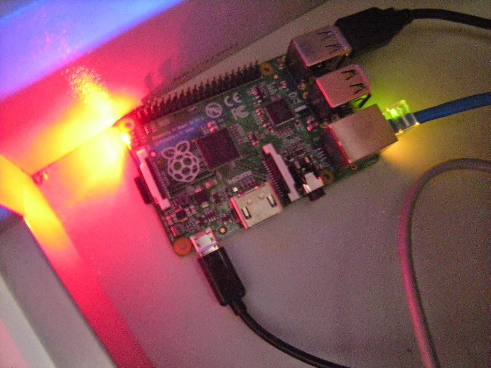 Massimo's Blog: Setting up a DLNA media server on the Raspberry Pi