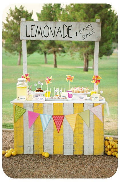 Be Different Act Normal How To Build A Lemonade Stand