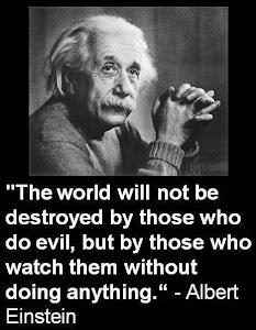 Ο χωρίς σκέψη σεβασμός προς την εξουσία είναι ο μεγαλύτερος εχθρός της αλήθειας.. . Albert Einstein