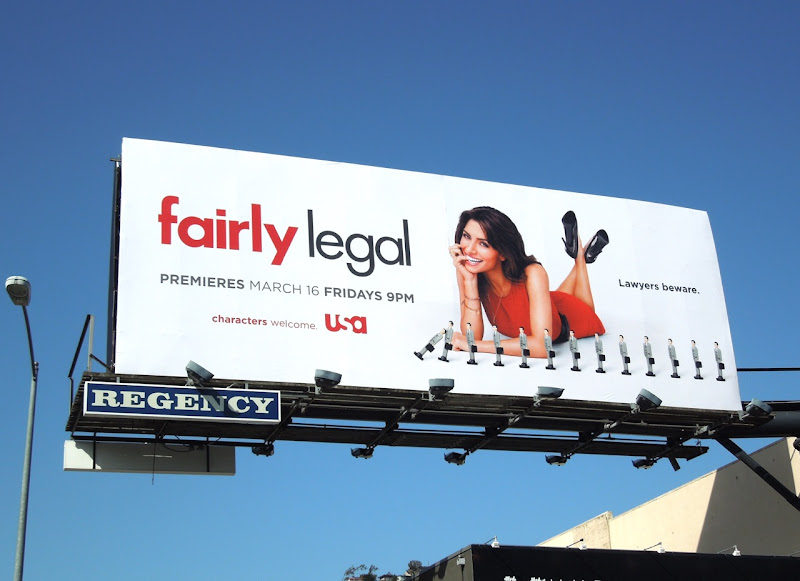 Fairly Legal season 2 billboard