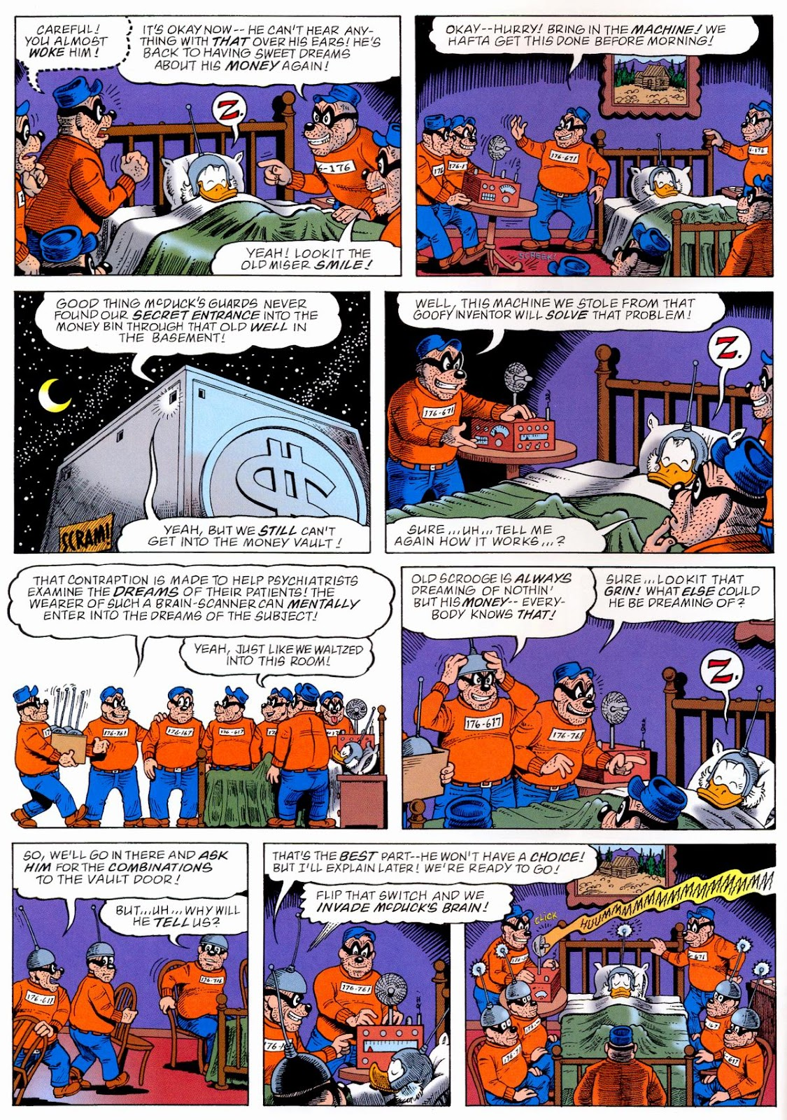 Uncle Scrooge (1953) Issue #329 #329 - English 4