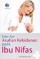 toko buku rahma: buku BUKU AJAR ASUHAN KEBIDANAN PADA IBU NIFAS, pengarang ari sulistyawati, penerbit andi