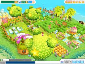 Tales Runner Farm