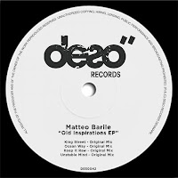 Matteo Barile Inspirations EP Deso Records