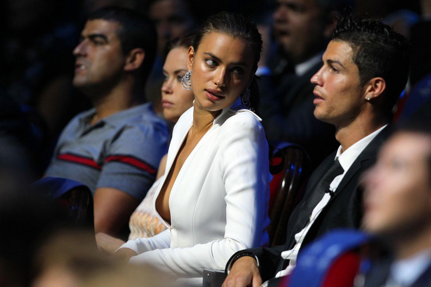 Cristiano Ronaldo Cristiano Ronaldo And Irina Shayk