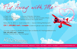 Fly Away With Me – Valentine's Day Celebration