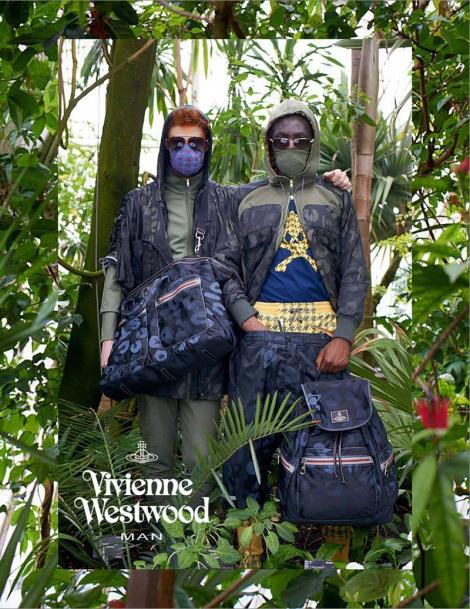Vivienne Westwood 2013 Campaign by Jack Pierson