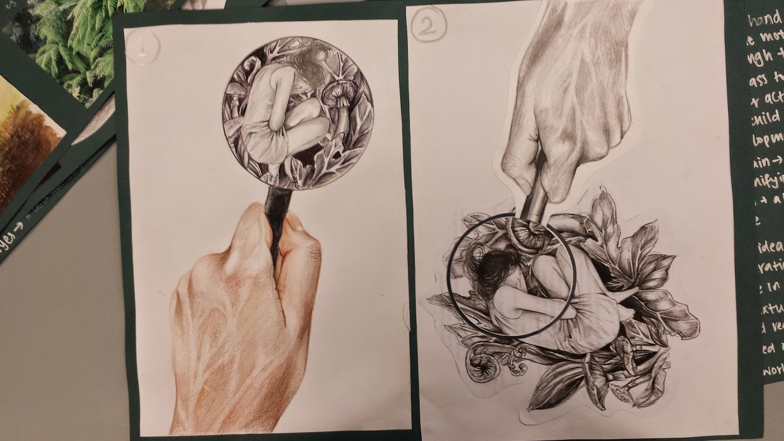 Help with my art coursework?