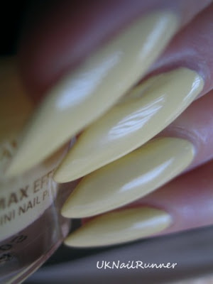 Max Factor MaxEffect Mellow Yellow