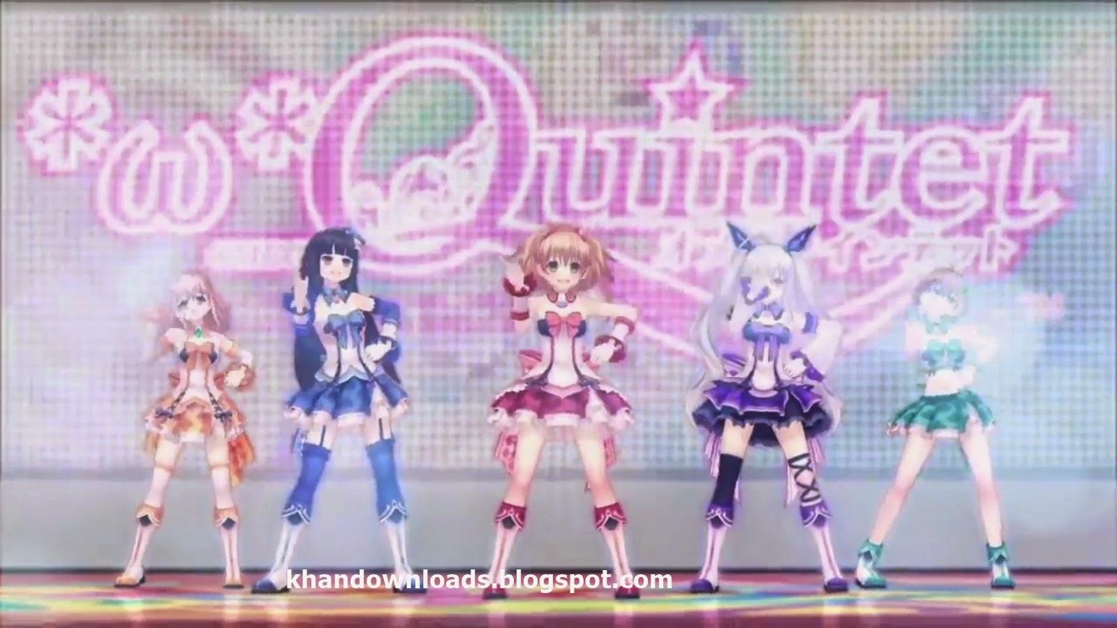 Omega Quintet Free PC Game  Download