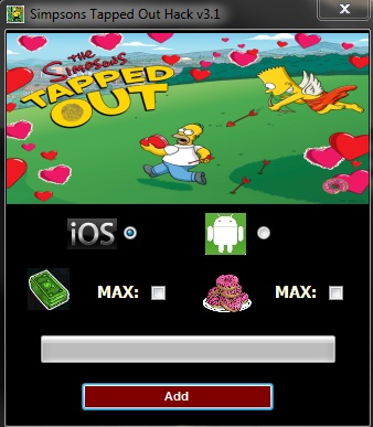 hack get your simpsons tapped out cheats hack tool now