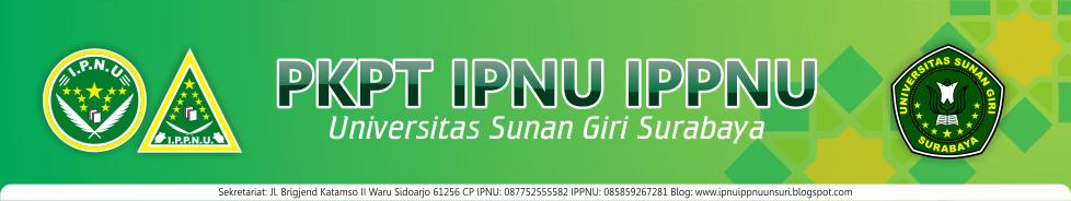 PKPT IPNU IPPNU UNSURI