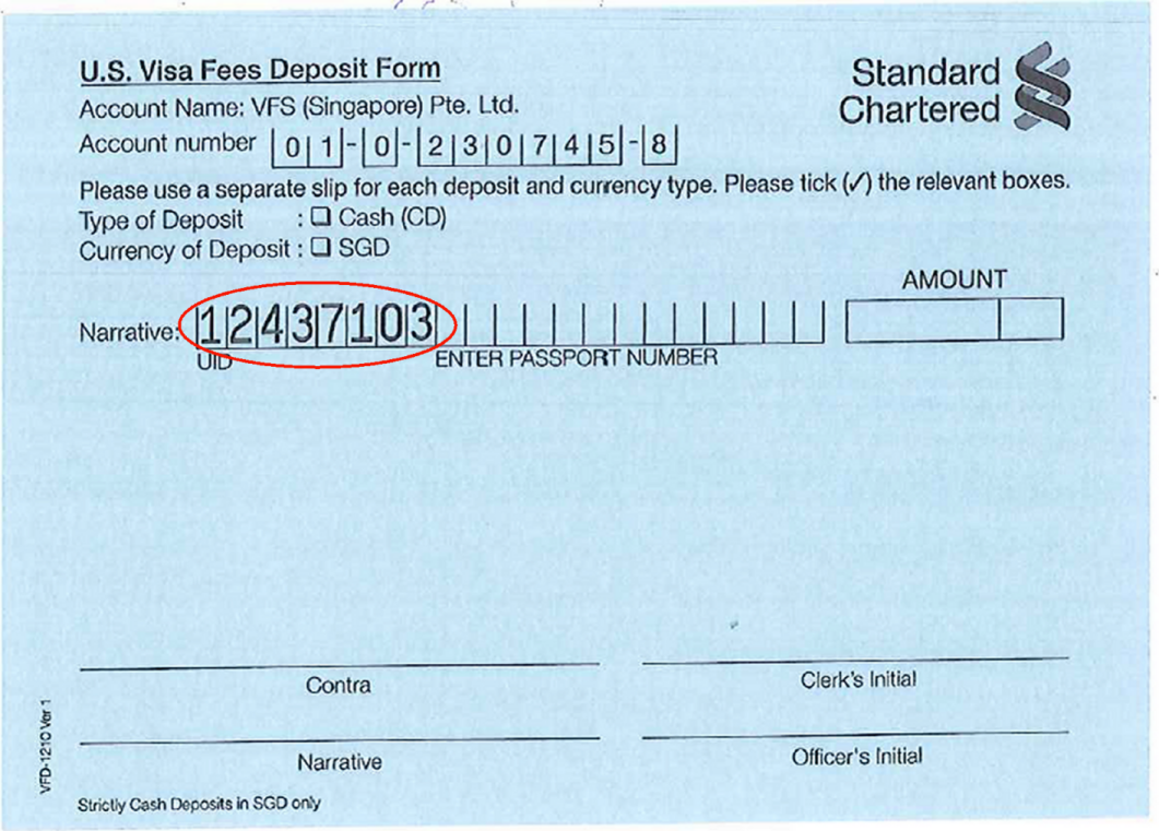 How to apply for business or tourist us visa in singapore travel you can find the receipt number in your payment slip in the online reciept as shown below falaconquin