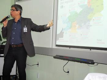 Café com professores em São José de Ubá