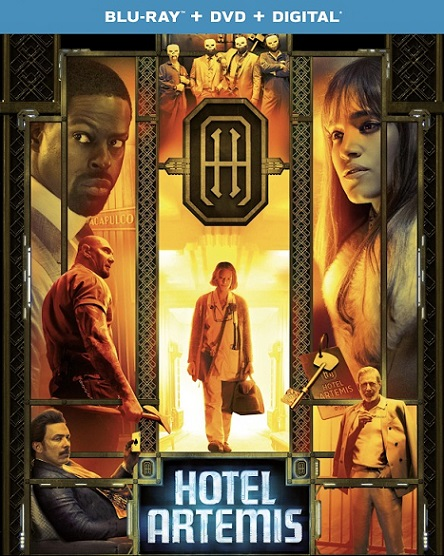 Hotel Artemis (Hotel de criminales) (2018) m1080p BDRip 12GB mkv Dual Audio DTS-HD 5.1 ch