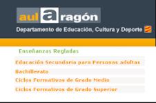 Aularagon (Secundaria, Ciclos, Bachillerato)