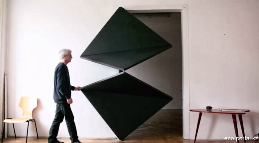 ... Austrian developer Klemens Torggler has designed an innovative piece of structure that allows one to go in and out a room by moving a multi-panel door ... & Evolution Door - New Opening Method by Klemens Torggler ...