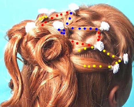 PEINADO PARA NIÑAS - PEINADOS PARA FIESTAS DE PROMOCIÓN  by http://xn--peinadoparanias-brb.blogspot.com/