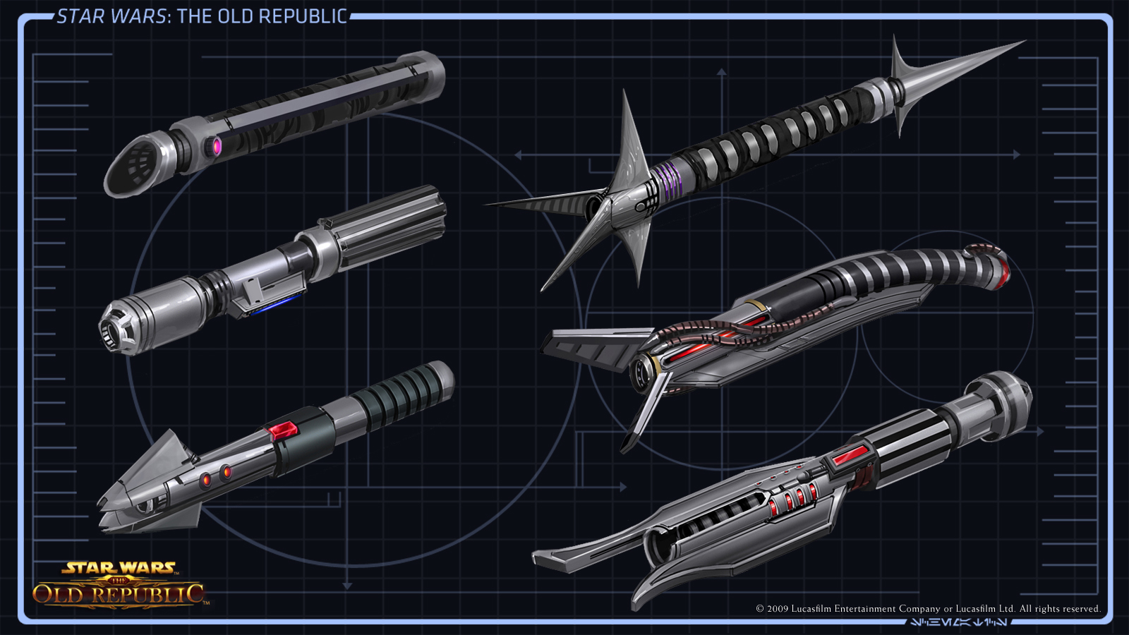 SWTOR Face Star Wars the Old Republic related news: SWTOR Class ...