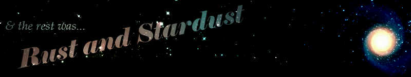 rust and stardust