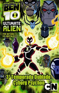 Ben 10 Ultimate Alien 3ª Temporada Dublado