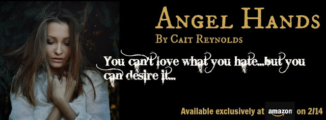 Angel Hands ~~COVER REVEAL~~