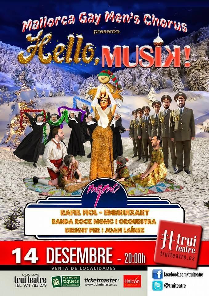 Concierto de Navidad del MGMC