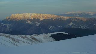 Piatra Craiului Romania mountain