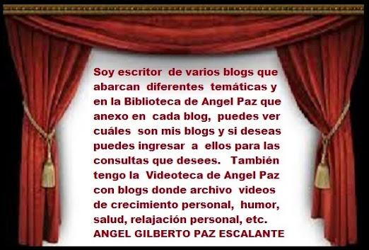 Angel Gilberto Paz Escalante