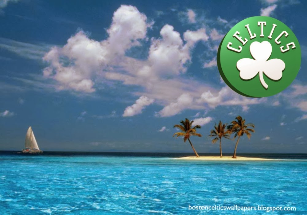 Desktop Wallpapers Boston Celtics Front Logo at Blue Island Desktop wallpaper