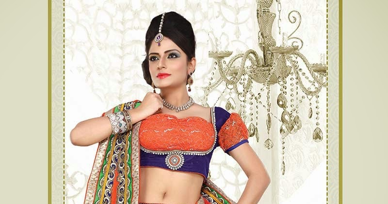 Beautiful Indian Dresses Bridal Wedding Lahenga Choli
