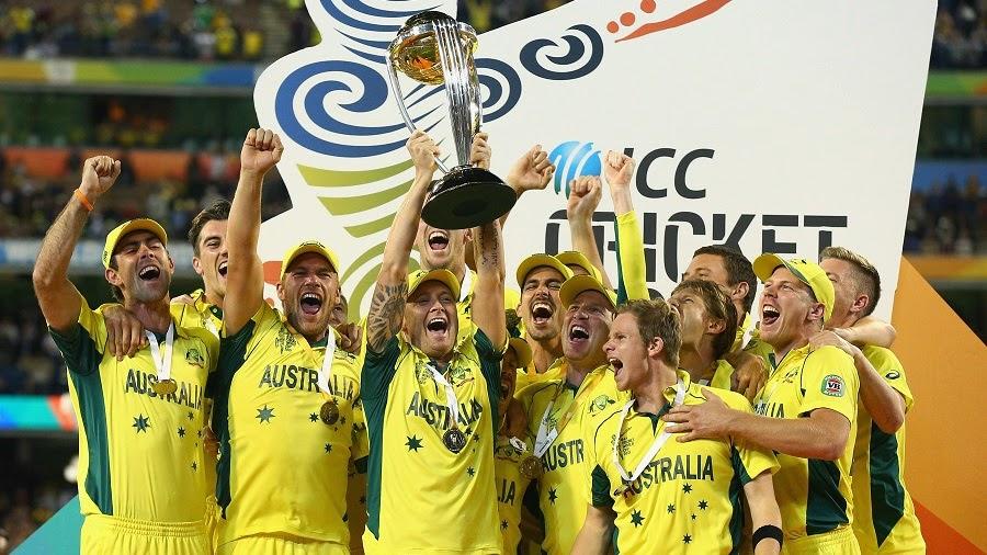 Cricket World Cup 2-15