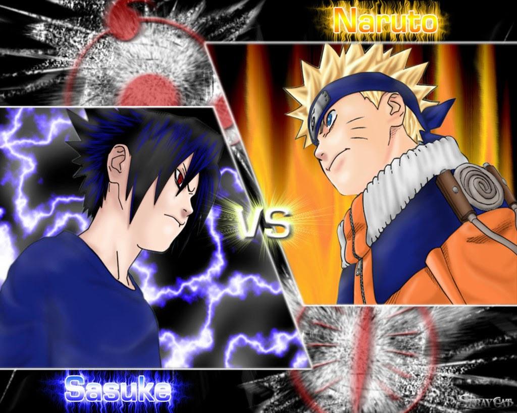 hinh anh naruto va sasuke
