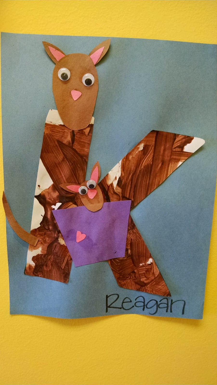 letter K childcare