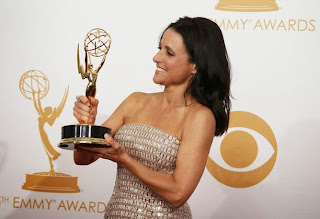 Julia Louis-Dreyfus mejor actriz comedia por Veep Emmy 2013