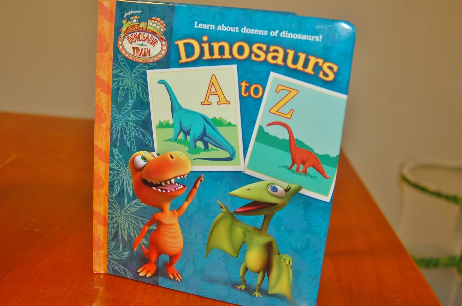 Dinosaur Train Zigongosaurus For your dinosaur lover!