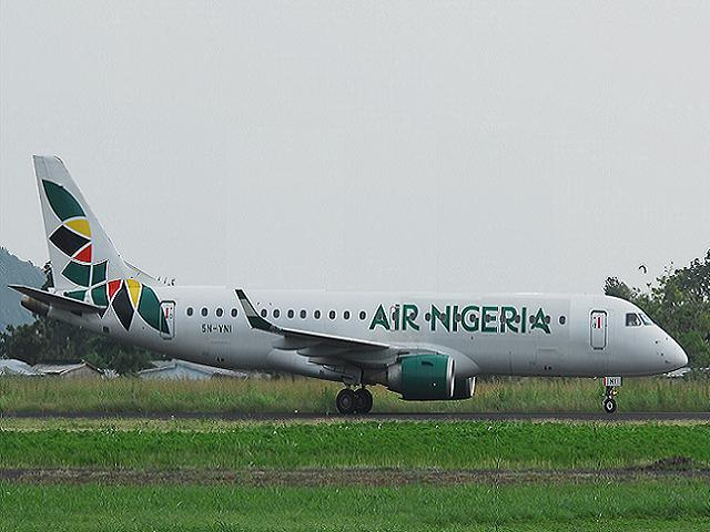 Nigeria Flights
