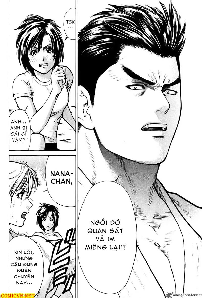Karate Shoukoushi Kohinata Minoru chap 18 Trang 18