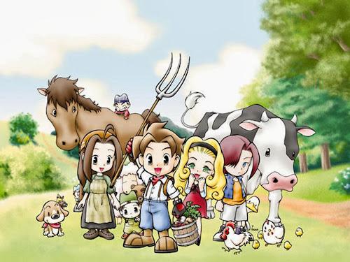 Hadiah dan Kesukaan Warga di Harvest Moon a Wonderful Life