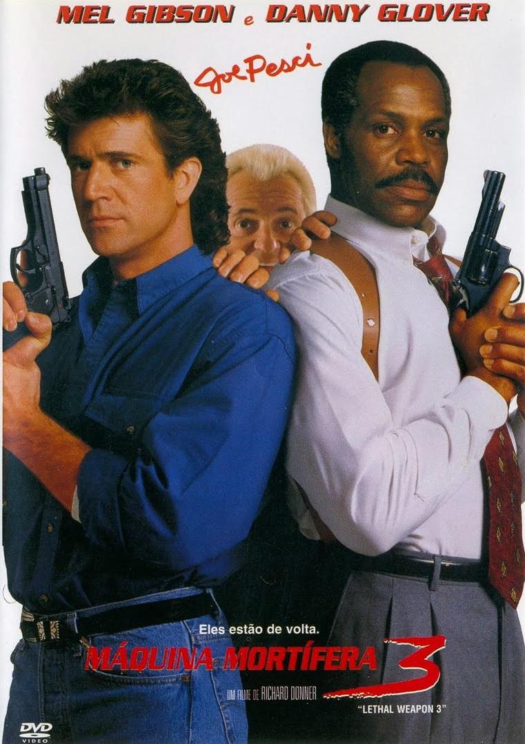 Máquina Mortífera 3 – Dublado (1992)