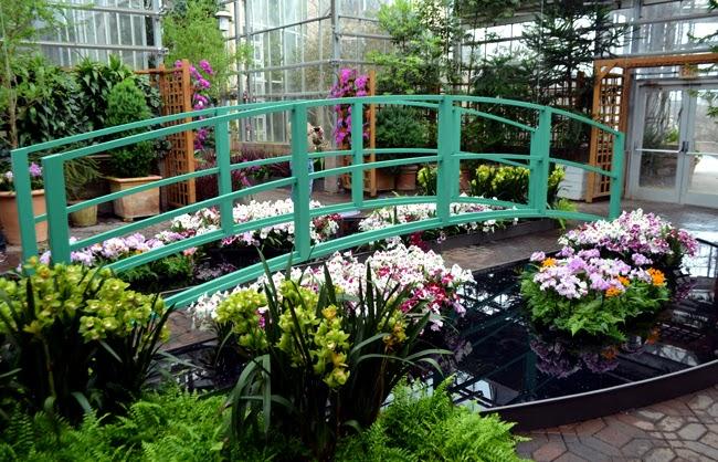 Orchid Daze 2014, Atlanta Botanical Garden