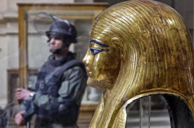 Egypt's disappearing ancient artefacts
