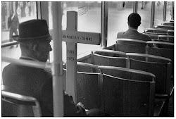 (Henri Cartier-Bresson).Zurich, Suisse 1966