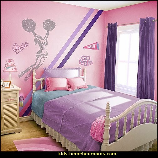 decorating theme bedrooms maries manor cheer leading