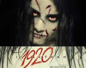 Watch 1920: Evil Returns (2012) Hindi Movie Online