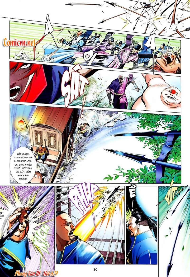 Phong Vân chap 629 Trang 30 - Mangak.info